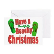 Flip Flop Christmas Greeting Cards (Pk of 10)