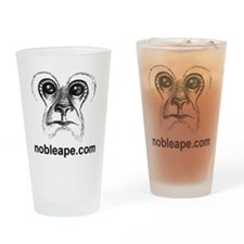 Unique Apes Drinking Glass