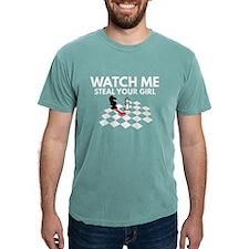 Cute Matt damon Dog T-Shirt