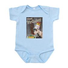 Sassy Happy Birthday Infant Bodysuit