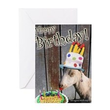 Sassy Happy Birthday Greeting Card