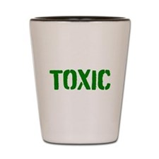 Toxic Shot Glass