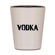Vodka Shot Glass