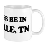 Rather be in Nashville Small Mugs