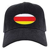 North Ossetia-Alania Flag Baseball Hat