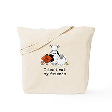 Funny Anti peta Tote Bag