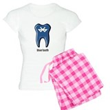 blue tooth bluetooth pajamas