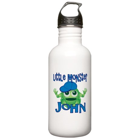 Little Monster John Stainless Water Bottle 1.0L
