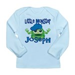 Little Monster Joseph Long Sleeve Infant T-Shirt