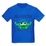 Little Monster Joseph Kids Dark T-Shirt
