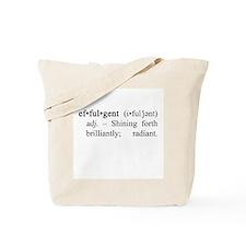 Effulgent Definition Tote Bag