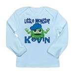 Little Monster Kevin Long Sleeve Infant T-Shirt