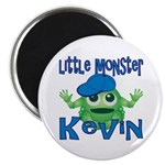 Little Monster Kevin Magnet