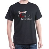 Foxhound Black T-Shirt