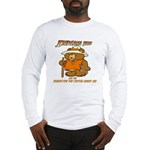 INDIANA BEAR Long Sleeve T-Shirt