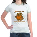 INDIANA BEAR Jr. Ringer T-Shirt