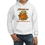INDIANA BEAR Hooded Sweatshirt