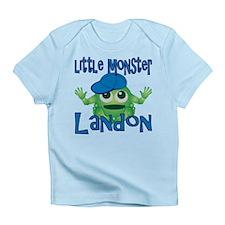 Little Monster Landon Infant T-Shirt