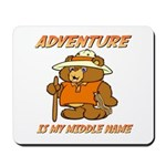 ADVENTURE BEAR Mousepad