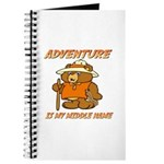 ADVENTURE BEAR Journal