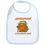 ADVENTURE BEAR Bib