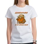 ADVENTURE BEAR Women's T-Shirt