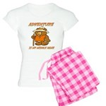 ADVENTURE BEAR Women's Light Pajamas