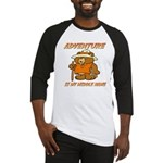 ADVENTURE BEAR Baseball Jersey