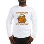 ADVENTURE BEAR Long Sleeve T-Shirt