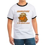 ADVENTURE BEAR Ringer T
