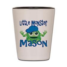 Little Monster Mason Shot Glass