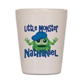 Little Monster Nathaniel Shot Glass
