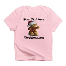 Christmas Teddy Infant T-Shirt