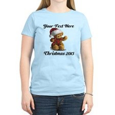 Christmas Teddy T-Shirt