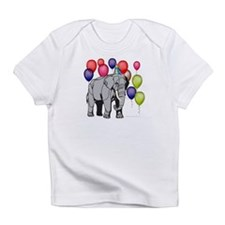 Elephant circus theme party Infant T-Shirt