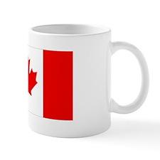 Canadian Flag Small Mug