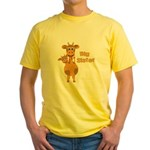Big Sister Yellow T-Shirt