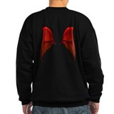 DEMON WINGS Jumper Sweater