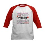 Twilight Quotes Tee