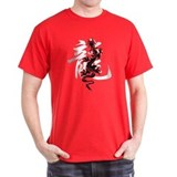 Asian Oriental Chinese Zodiac Year Dragon T-Shirt