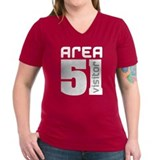 Area 51 Alien Visitor Shirt