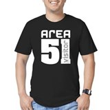 Area 51 Alien Visitor T
