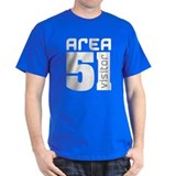 Area 51 Alien Visitor T-Shirt