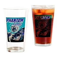 Phantom Lady Drinking Glass