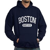 Born In Boston - Hoody