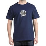 Cowboy moon Dark T-Shirt