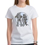 Cowboy moon Women's T-Shirt