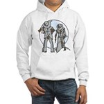 Cowboy moon Hooded Sweatshirt