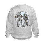 Cowboy moon Kids Sweatshirt