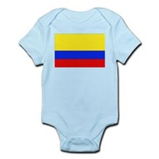 Colombian Flag Infant Creeper